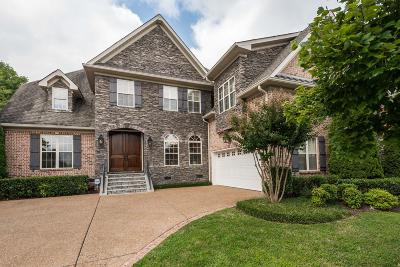 Brentwood TN Single Family Home Under Contract - Showing: $629,900