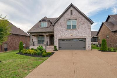 Mount Juliet TN Single Family Home For Sale: $479,900