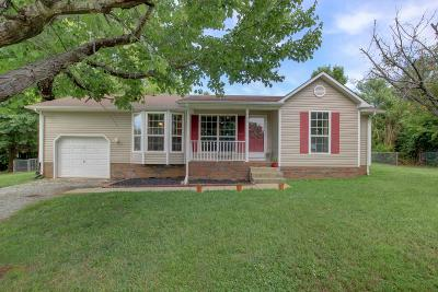 Oak Grove Single Family Home Under Contract - Not Showing: 136 Lillian Dr