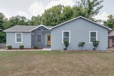 Hermitage Single Family Home For Sale: 509 Rockwood Dr