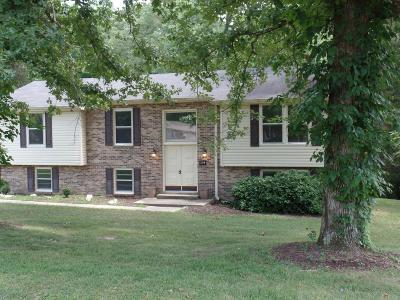 Woodlands Of The Harpeth Single Family Home For Sale: 254 Woodlands Dr