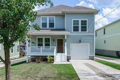 Nashville Single Family Home For Sale: 512 A Eastboro Dr