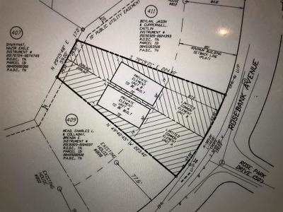 Nashville Residential Lots & Land For Sale: 810 A Rosebank Ave