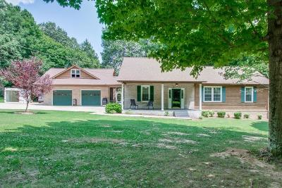 Davidson County Single Family Home For Sale: 3044 Greer Rd