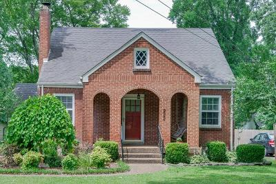 Gallatin Single Family Home For Sale: 222 N N Westland Ave