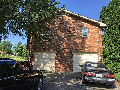 Hendersonville Single Family Home Under Contract - Not Showing: 196 Township Dr