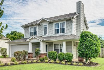 Davidson County Single Family Home For Sale: 8137 Boone Trce
