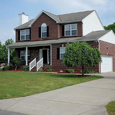 Murfreesboro Single Family Home For Sale: 1121 Matheus Dr