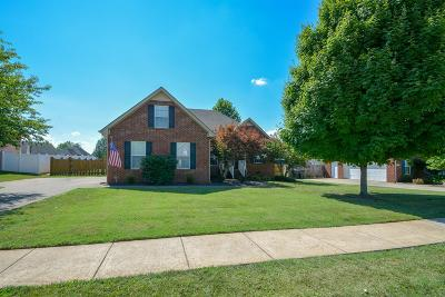 Murfreesboro Single Family Home For Sale: 3226 Bilbrey Dr