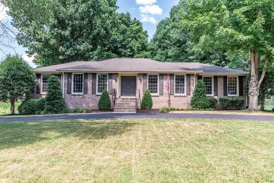 Murfreesboro TN Single Family Home For Sale: $340,000