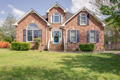 Murfreesboro TN Single Family Home For Sale: $311,900