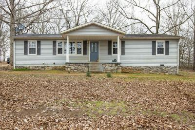 Maury County Single Family Home For Sale: 9173 Enterprise Rd