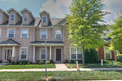 Murfreesboro Single Family Home For Sale: 2172 Cason Ln