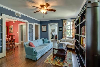 Nashville Condo/Townhouse For Sale: 3525 W End Ave Apt 2a