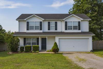 Murfreesboro Single Family Home For Sale: 110 Breeze Dr