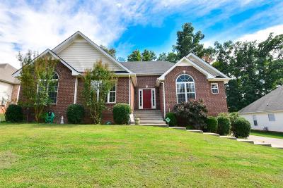 Adams Single Family Home For Sale: 4440 Taylor Hall Ln