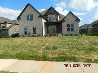 Murfreesboro Single Family Home For Sale: 2825 Earline Way