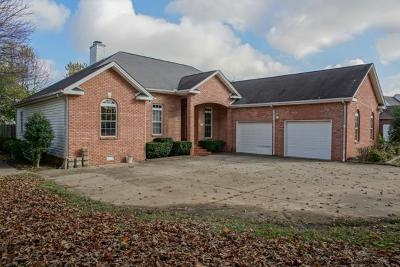 Clarksville TN Single Family Home For Sale: $209,950