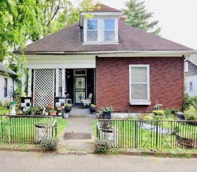 Nashville Single Family Home For Sale: 1817 10th Ave N