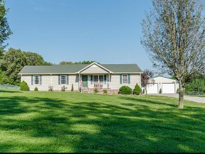 Springfield Single Family Home For Sale: 3721 Armstrong Rd