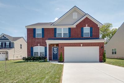 Murfreesboro Single Family Home For Sale: 2236 Pearwick Ct