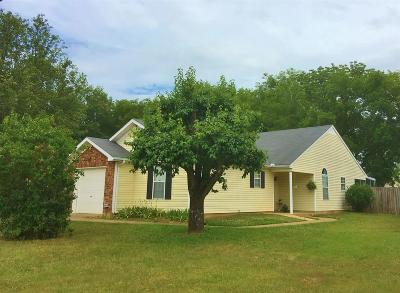 Antioch  Single Family Home For Sale: 4153 Pepperwood Dr