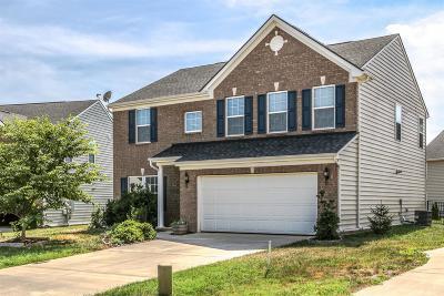 Murfreesboro Single Family Home For Sale: 1338 Amboress Ln