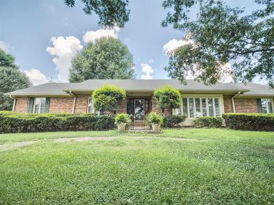Franklin Single Family Home For Sale: 1781 Sedberry Rd