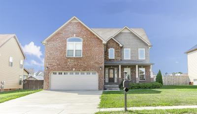 Clarksville Single Family Home For Sale: 1741 Autumnwood Blvd