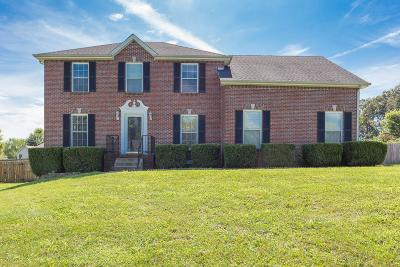 Clarksville Single Family Home For Sale: 2397 Danbury Dr