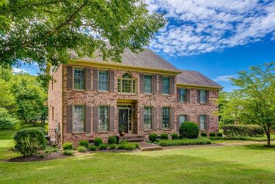 Williamson County Single Family Home For Sale: 1652 Highfield Ln