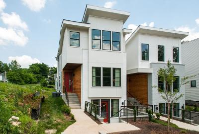 Nashville Single Family Home For Sale: 756 Alloway St