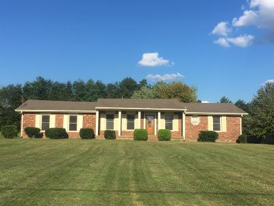 Single Family Home Sold: 8192 Whites Creek Pike