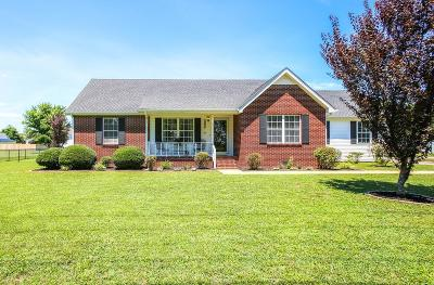 Murfreesboro Single Family Home For Sale: 2704 Dilton Mankin Rd