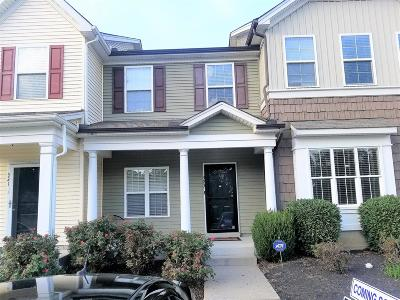 Antioch  Condo/Townhouse For Sale: 1382 Rural Hill Rd #323