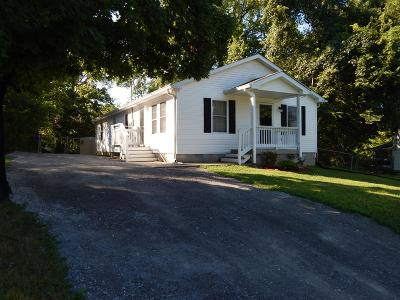 Ashland City Single Family Home For Sale: 104 Bowker St