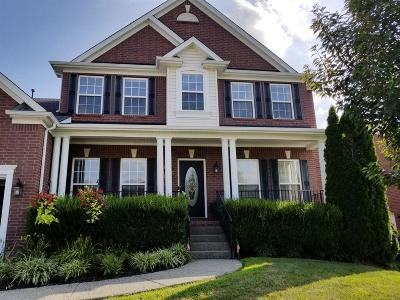 Mount Juliet TN Single Family Home Under Contract - Not Showing: $389,000