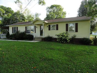 Bedford County Single Family Home For Sale: 637 Warner Bridge Road