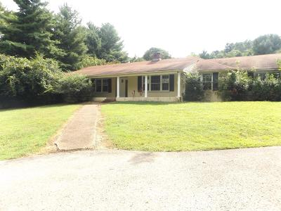 Nashville Single Family Home For Sale: 5008 Granny White Pike