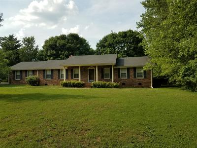 Eagleville Single Family Home For Sale: 900 Cherry St