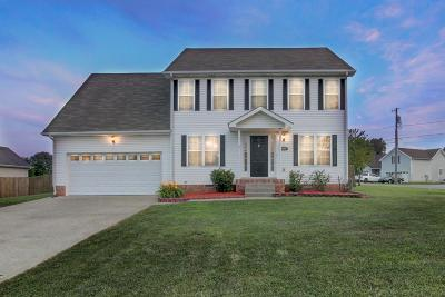 Clarksville Single Family Home For Sale: 1955 Whirlaway Circle