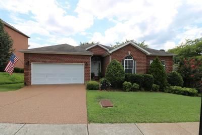 Nashville Single Family Home For Sale: 2220 Maple Grove Ln