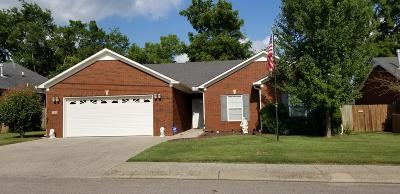 Columbia  Single Family Home For Sale: 1729 Auburn Ln