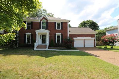 Franklin Single Family Home For Sale: 609 Overview Ln
