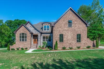 Mount Juliet TN Single Family Home For Sale: $699,900