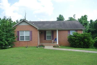 Clarksville Single Family Home For Sale: 320 Cottonwood Court