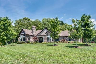 Spring Hill Single Family Home For Sale: 1069 Beechcroft Rd