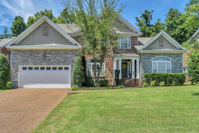 Mount Juliet Single Family Home For Sale: 2010 Arden Ct