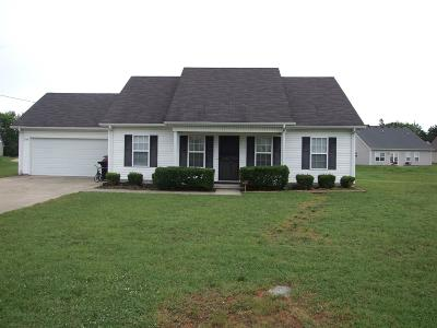 Murfreesboro Single Family Home For Sale: 1534 Journey Dr