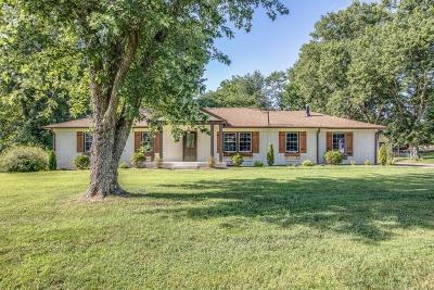 Franklin Single Family Home For Sale: 329 Stable Rd